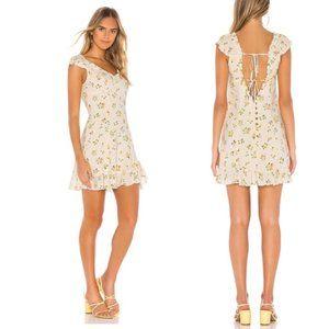 Free People Like A Lady Mini Dress. M
